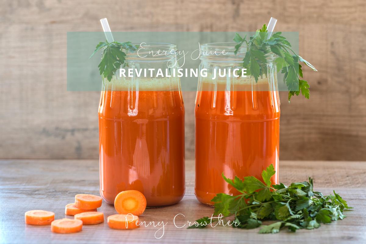 Revitalising Juice