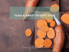 Tuna and Sweet Potato Stew