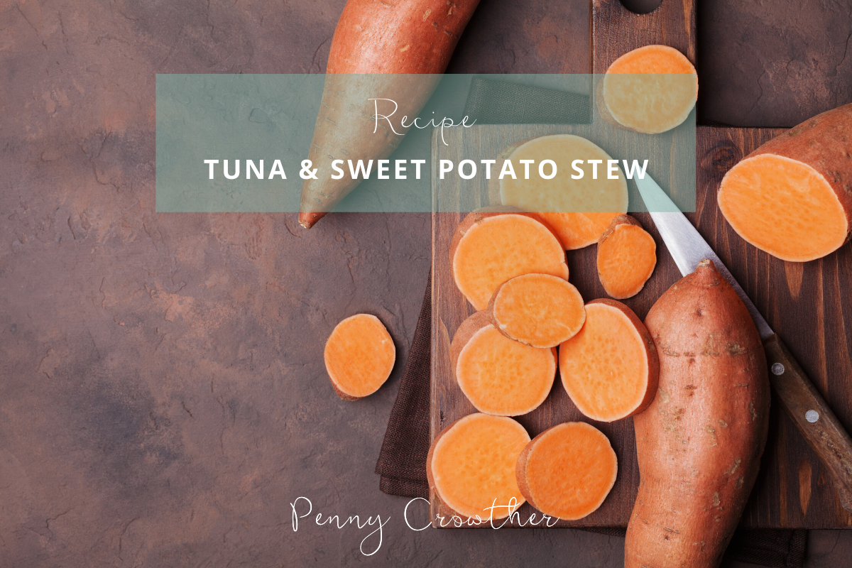Tuna and Sweet Potato Stew