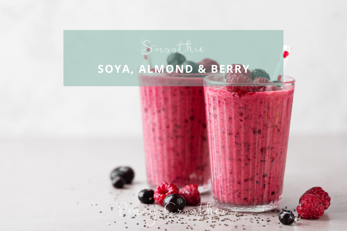 Soya, Almond and Berry