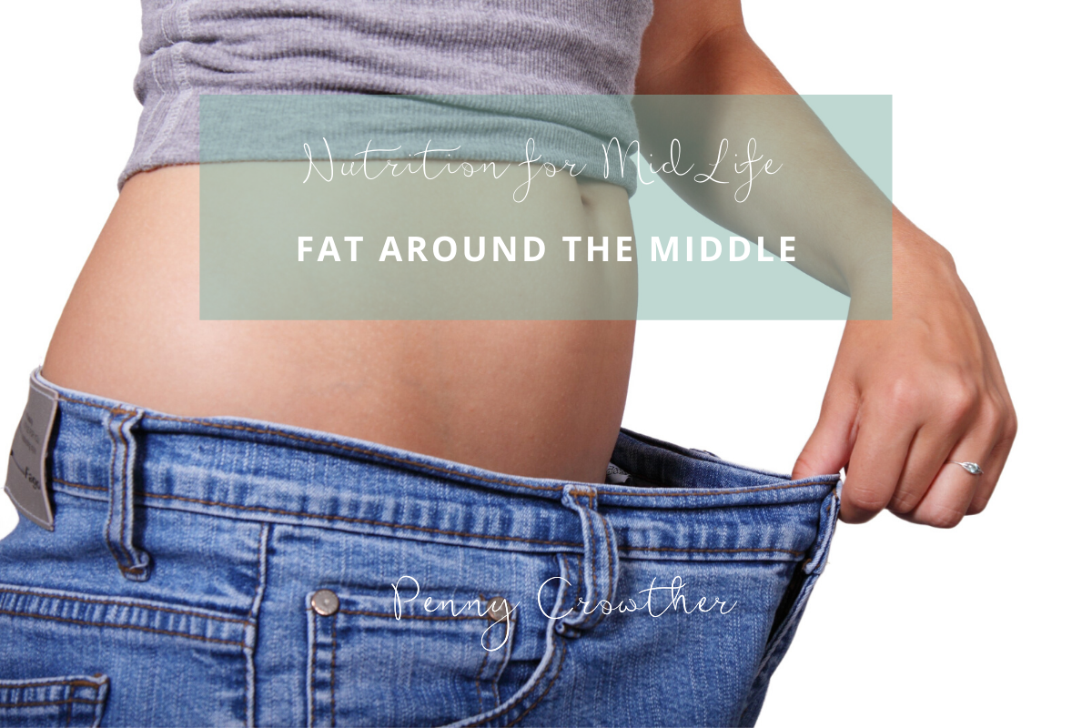 Fat around the middle nutritionist london